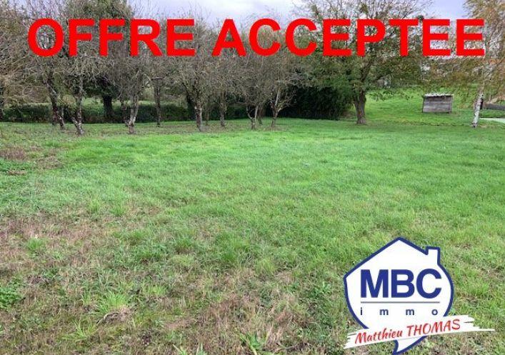 A vendre Terrain constructible Saint Pierre Montlimart | Réf 490032180 - Mbc immo