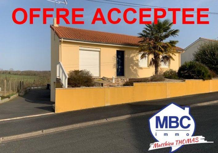 A vendre Maison Saint Pierre Montlimart | Réf 490032252 - Mbc immo