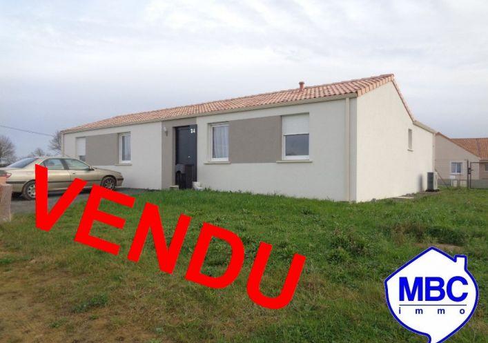 A vendre Maison Saint Pierre Montlimart | Réf 490032305 - Mbc immo