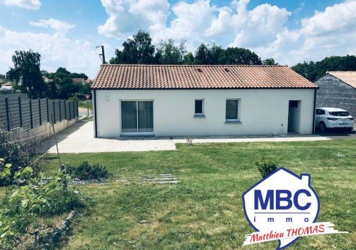 A vendre Maison contemporaine Saint Pierre Montlimart | Réf 490032382 - Mbc immo