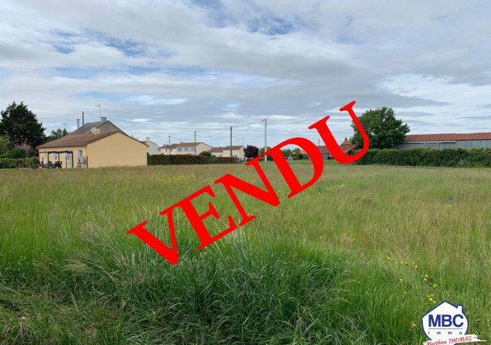 A vendre Terrain constructible Saint Florent Le Vieil | Réf 490032385 - Mbc immo