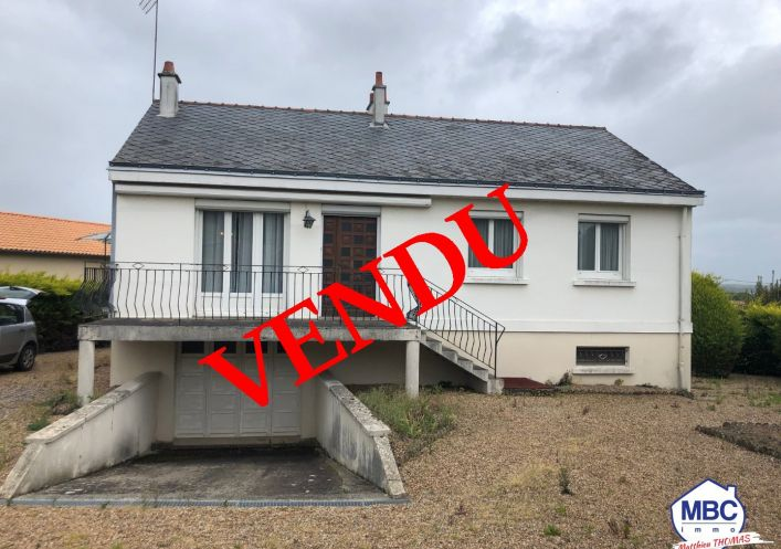 A vendre Maison Le Mesnil En Vallee | Réf 490032391 - Mbc immo