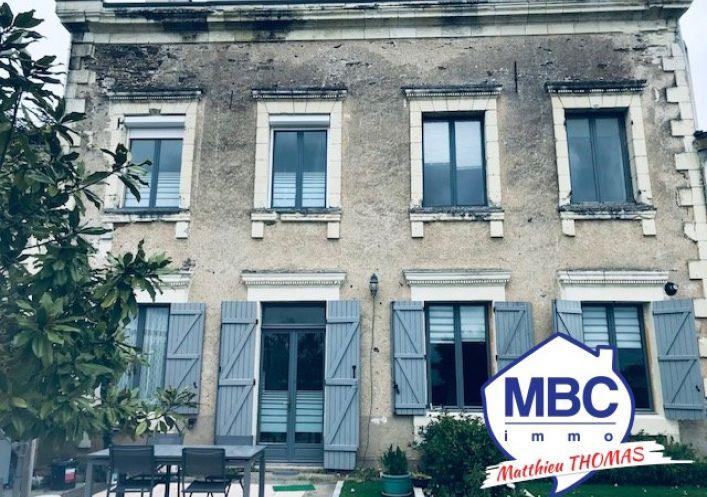A vendre Maison de caractère Le Fuilet | Réf 490032402 - Mbc immo