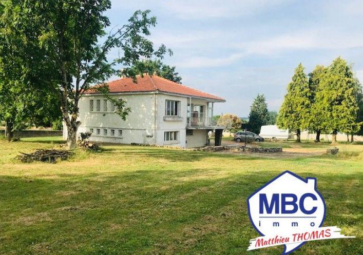 A vendre Maison individuelle Saint Pierre Montlimart | Réf 490032417 - Mbc immo