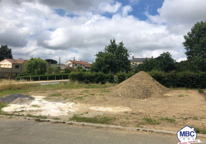 A vendre Terrain constructible Saint Florent Le Vieil | Réf 490032426 - Mbc immo