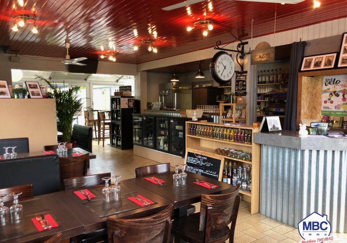 A vendre Café   restaurant Ancenis   Réf 490032440 - Mbc immo
