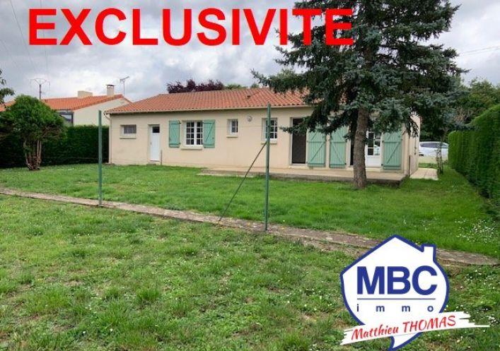 A vendre Maison Ancenis   Réf 490032441 - Mbc immo