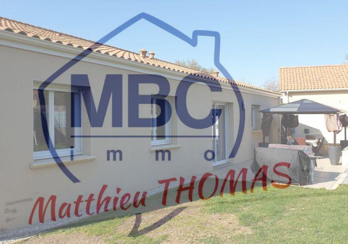 A vendre Maison Saint Macaire En Mauges | Réf 490072323 - Mbc immo