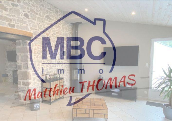 A vendre Maison Mortagne Sur Sevre   Réf 490072443 - Mbc immo