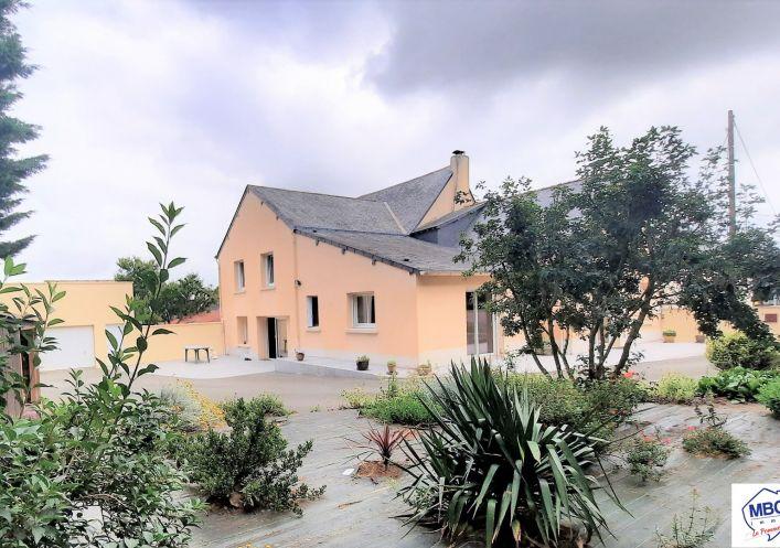 A vendre Maison Champtoce Sur Loire | Réf 490082424 - Mbc immo