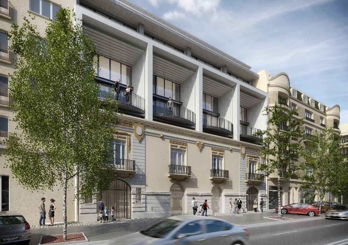 A vendre Appartement neuf Reims | R�f 51001262 - D-ker immo
