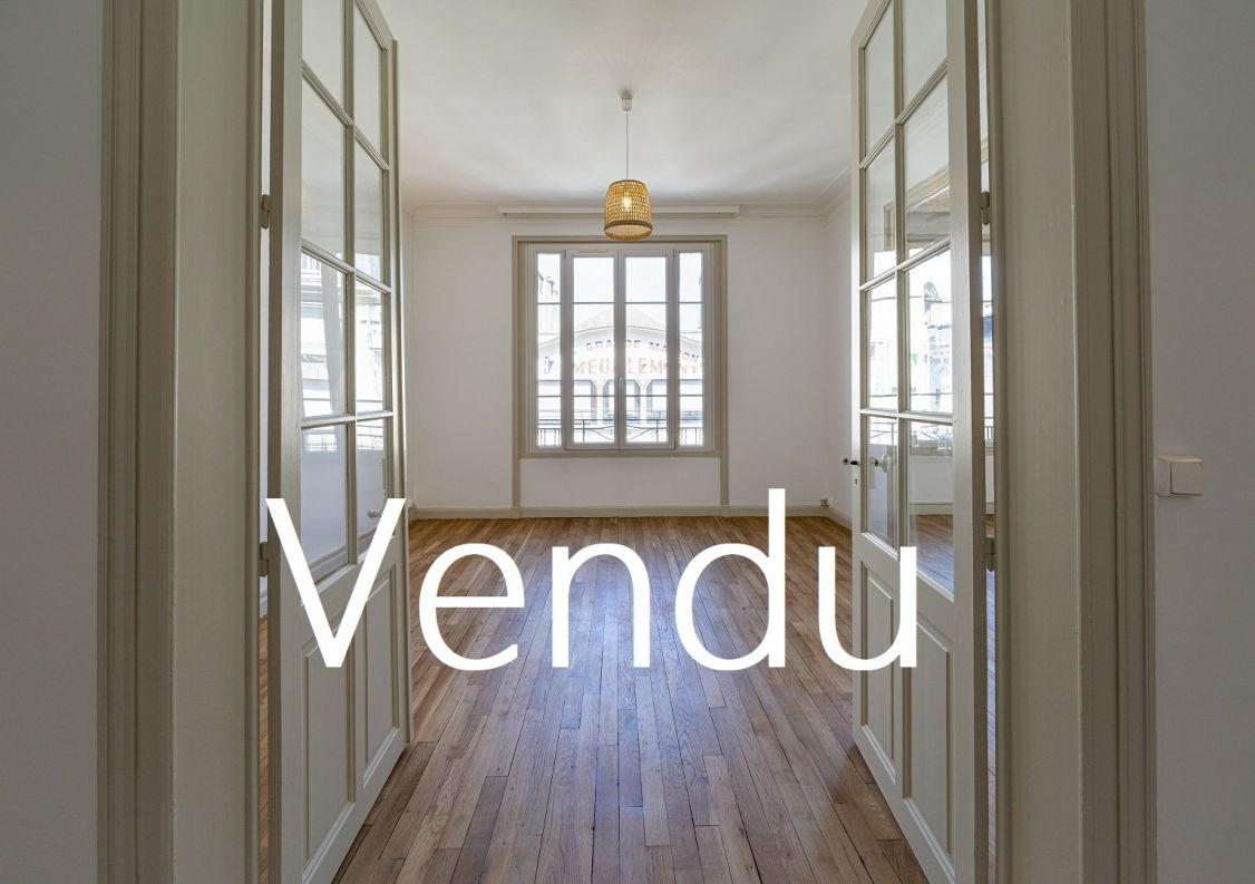 A vendre Appartement ancien Reims | R�f 51001340 - D-ker immo