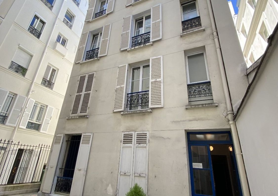 A vendre Immeuble de rapport Paris 17eme Arrondissement | R�f 51001354 - D-ker immo