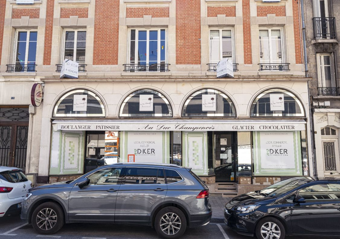A louer Local commercial Reims | R�f 51001360 - D-ker immo