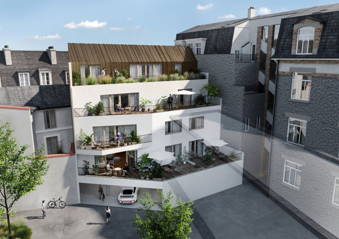 A vendre Appartement neuf Reims | R�f 51001373 - D-ker immo