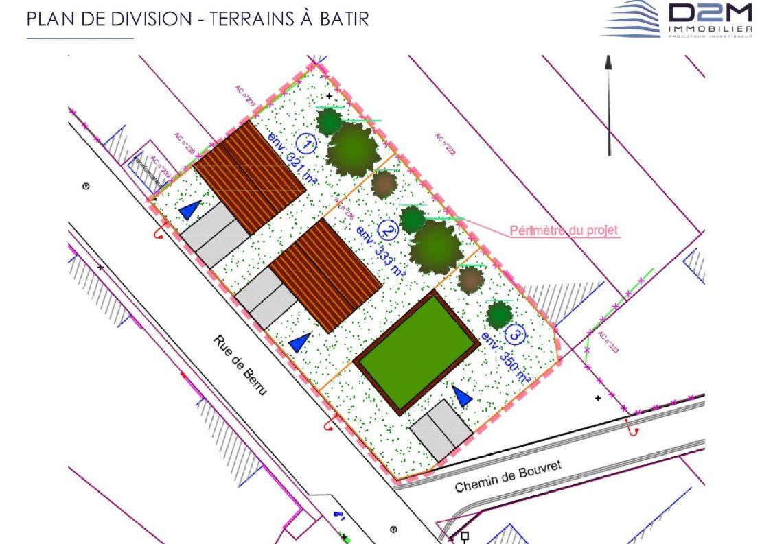 A vendre Terrain constructible Reims | R�f 5100248 - D2m immobilier