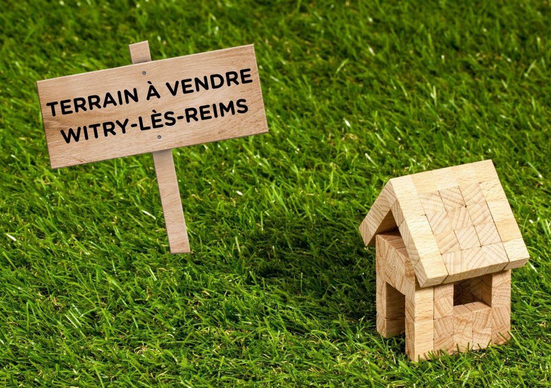A vendre Terrain constructible Reims | R�f 5100249 - D2m immobilier