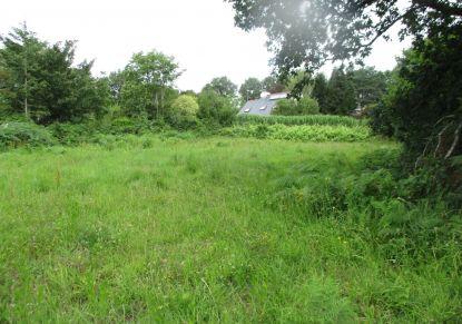 A vendre Terrain constructible Le Faouet | Réf 5600415892 - Reseau blain habitat