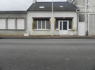A vendre Maison de village Lucenay Les Aix | Réf 58001376 - Portail immo