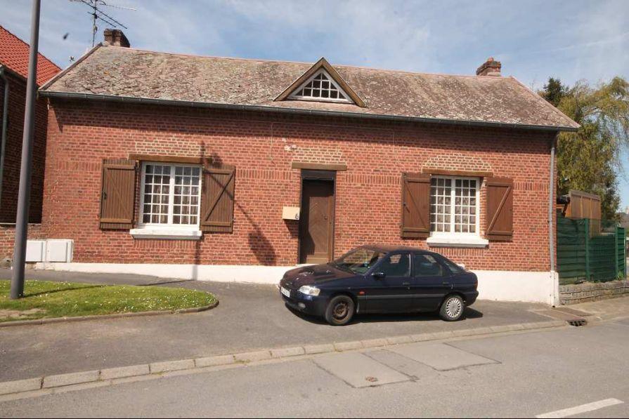 Vente maison individuelle caudry 59540 7 pieces 3 chambres for Vente maison individuelle lesquin