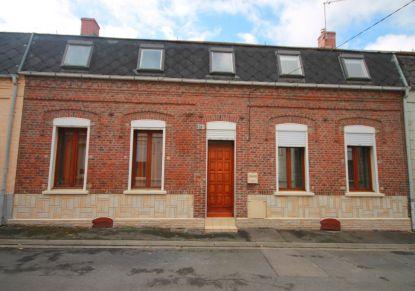 A vendre Caudry 590084708 Côté nord habitat caudry