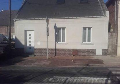 A vendre Caudry 590084798 Côté nord habitat caudry