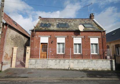 A vendre Caudry 590085143 Côté nord habitat caudry
