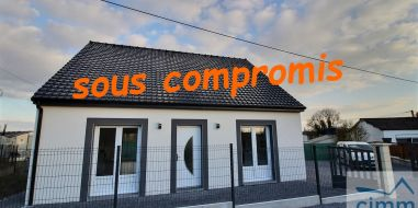 A vendre  Fourmies   Réf 5901176 - Adaptimmobilier.com