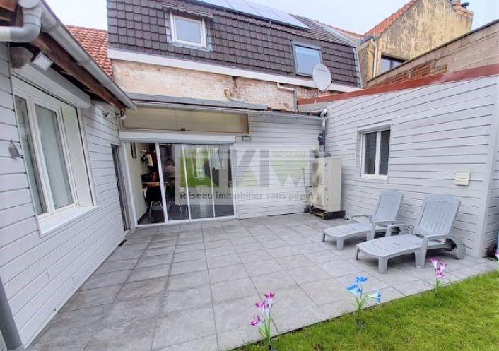 A vendre Maison Saint Pol Sur Mer | Réf 590132160 - Kiwi immobilier