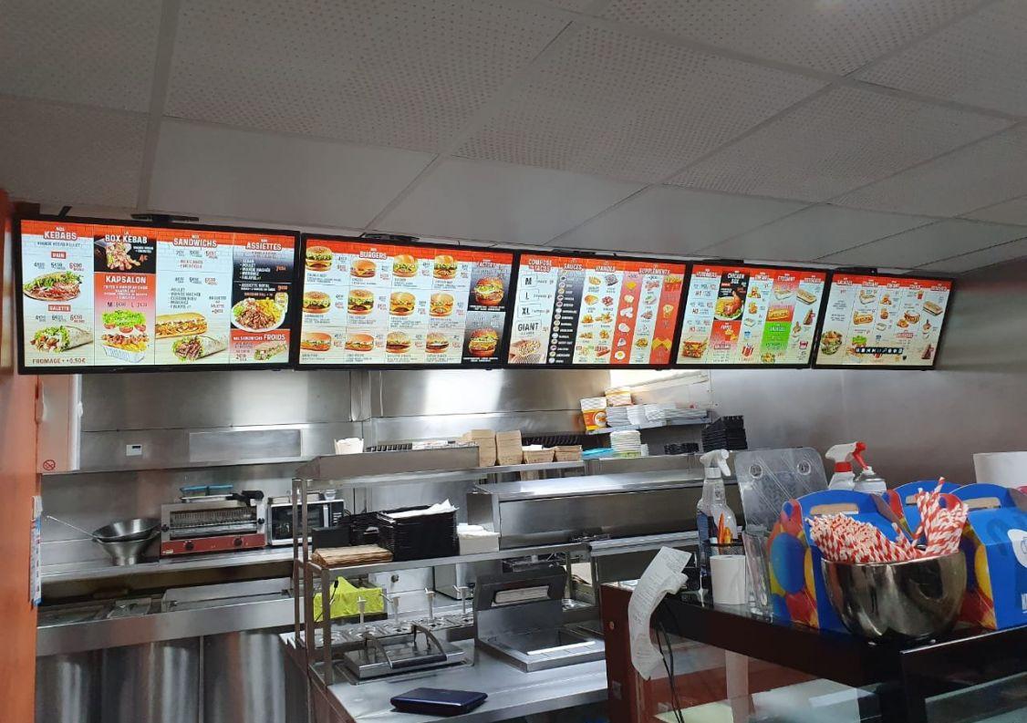 A vendre Fast food Lille | R�f 59014144 - Lions habitat
