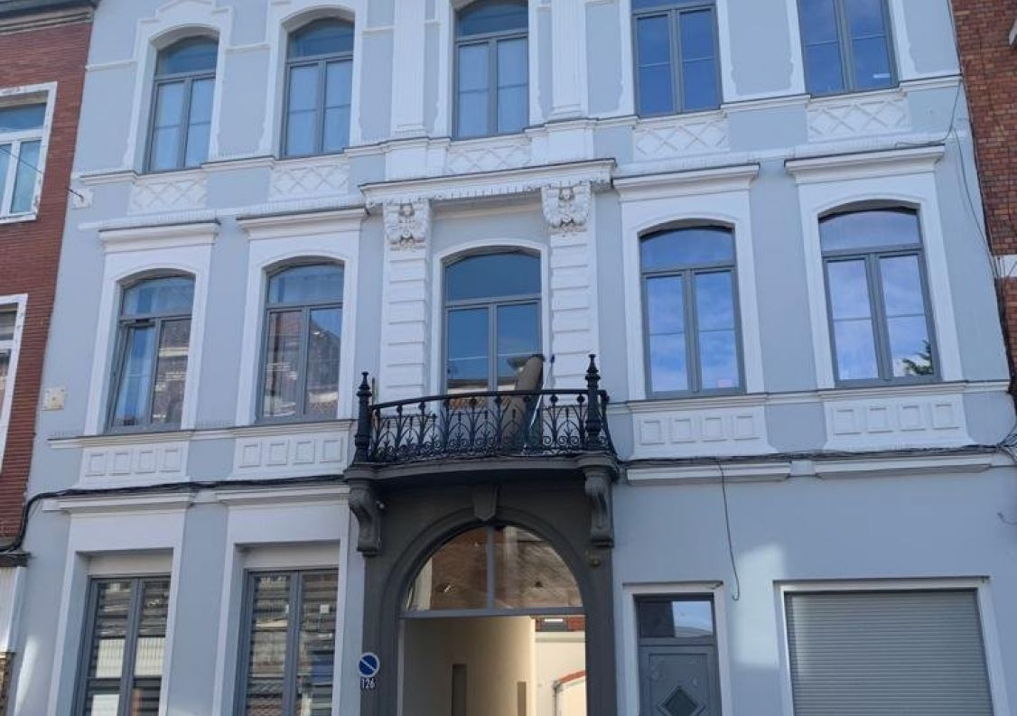 A vendre Roubaix 59014179 Lions habitat