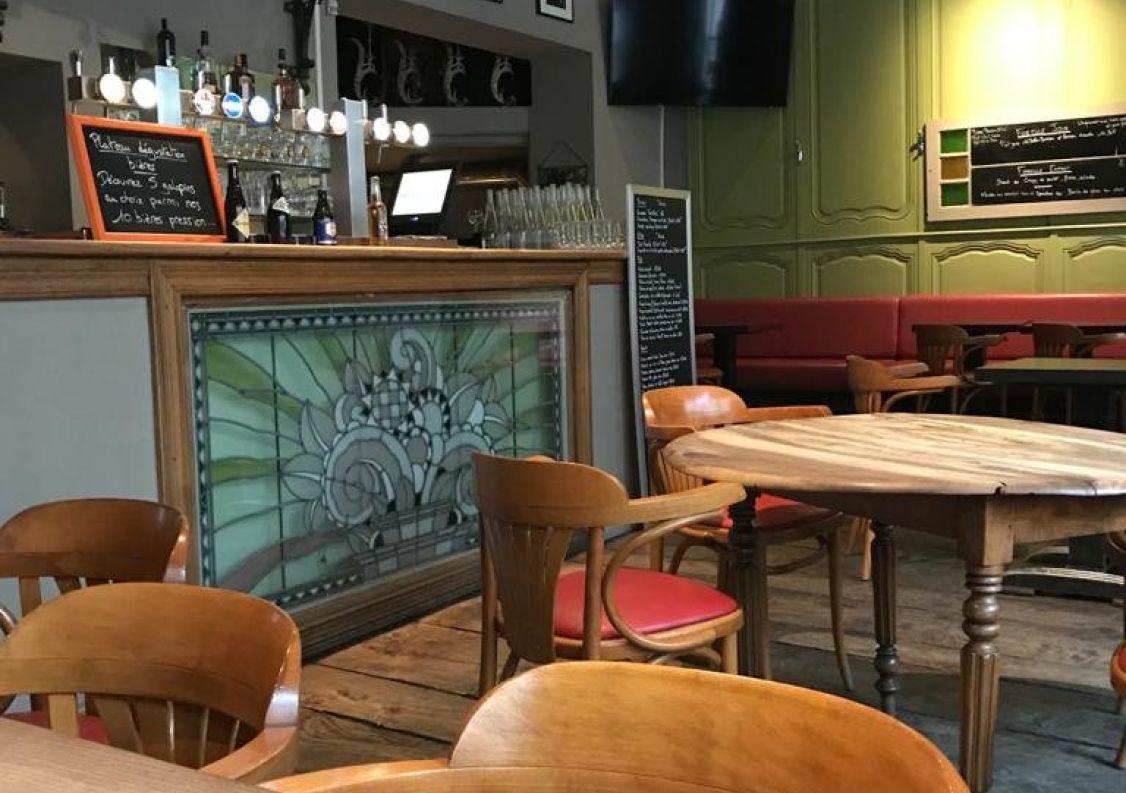 A vendre Restaurant Lille   R�f 59014186 - Lions habitat