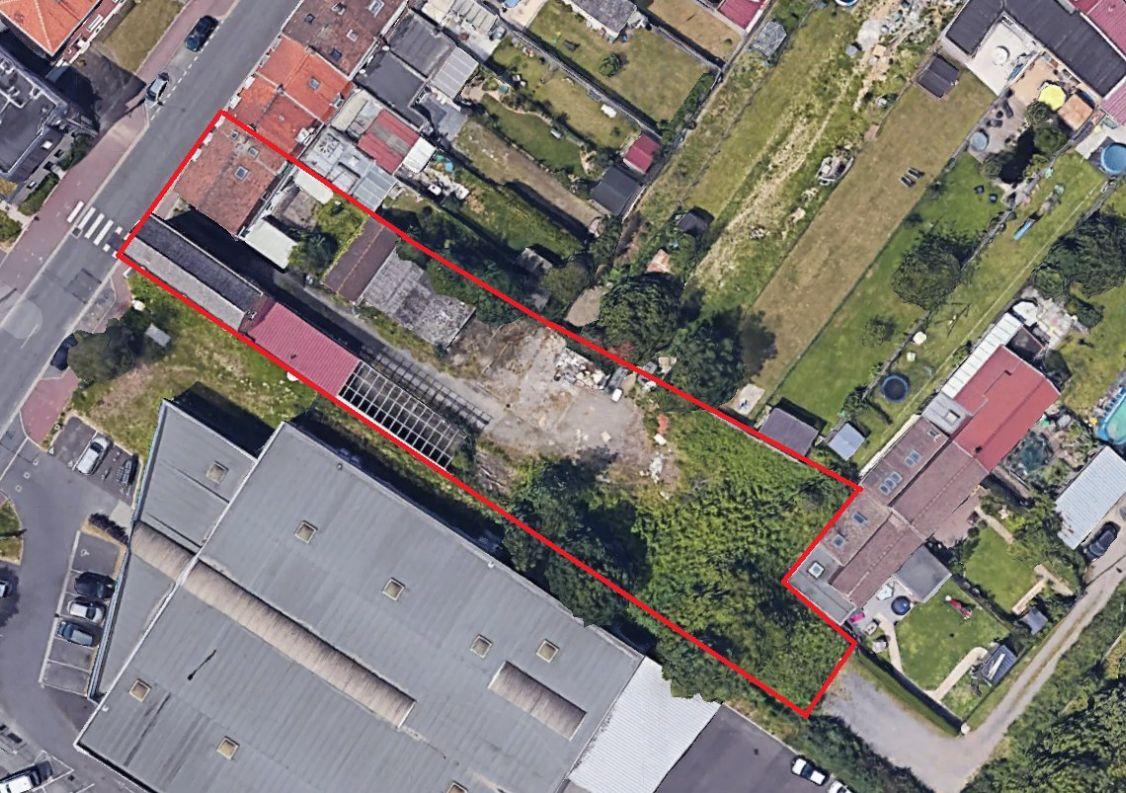 A vendre Terrain Roncq | R�f 59014231 - Lions habitat
