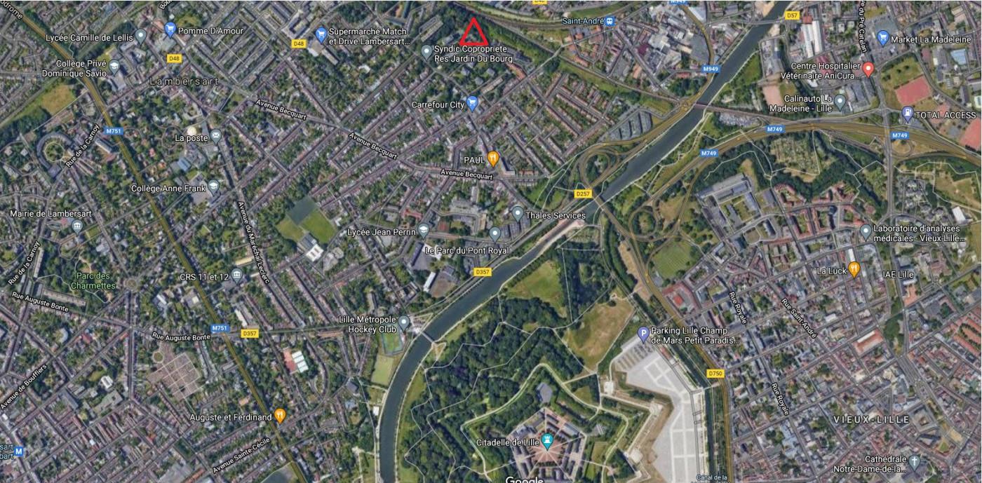 A vendre  Lambersart | Réf 59014260 - Lions habitat