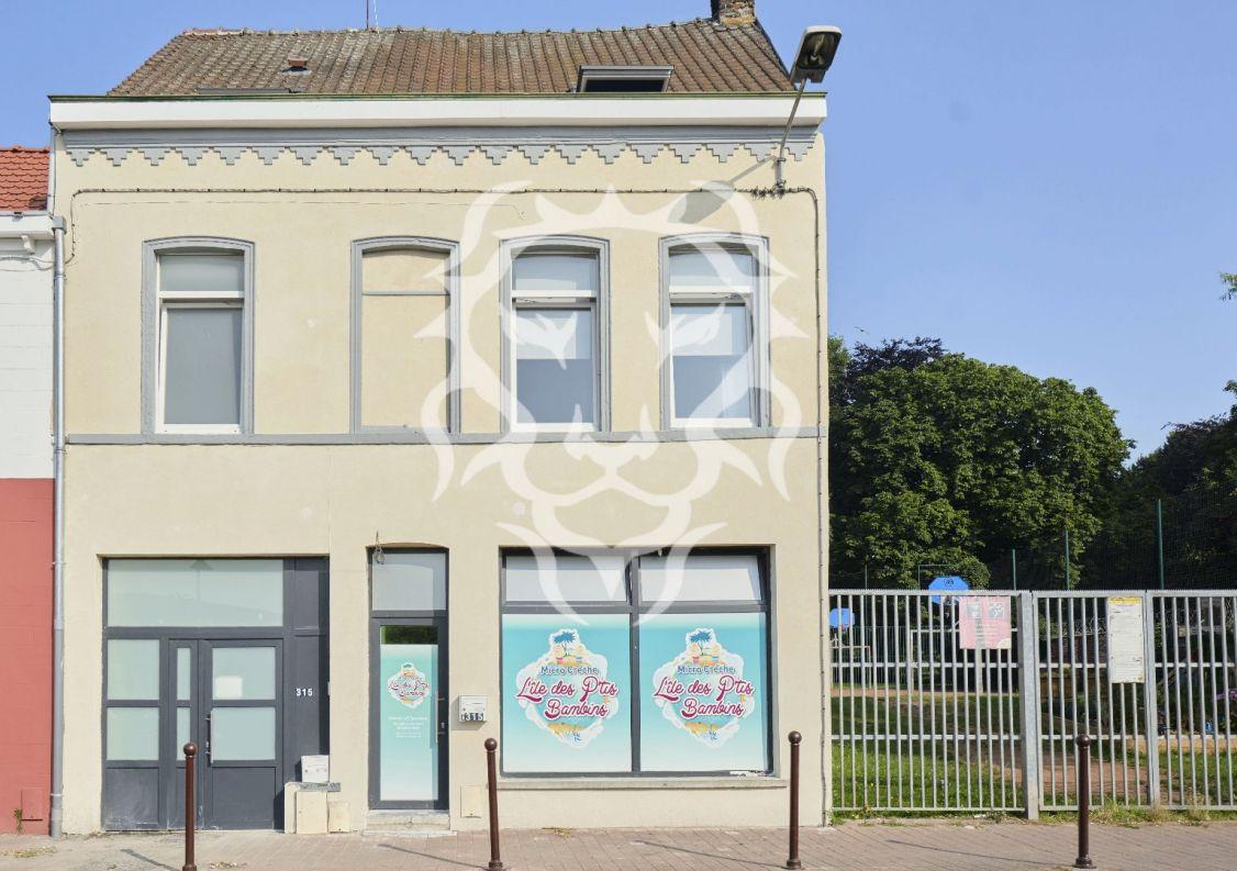 A vendre Immeuble mixte Tourcoing | R�f 59014288 - Lions habitat