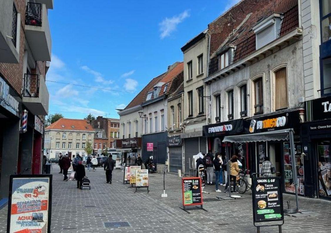 A vendre Immeuble mixte Tourcoing | R�f 59014301 - Lions habitat