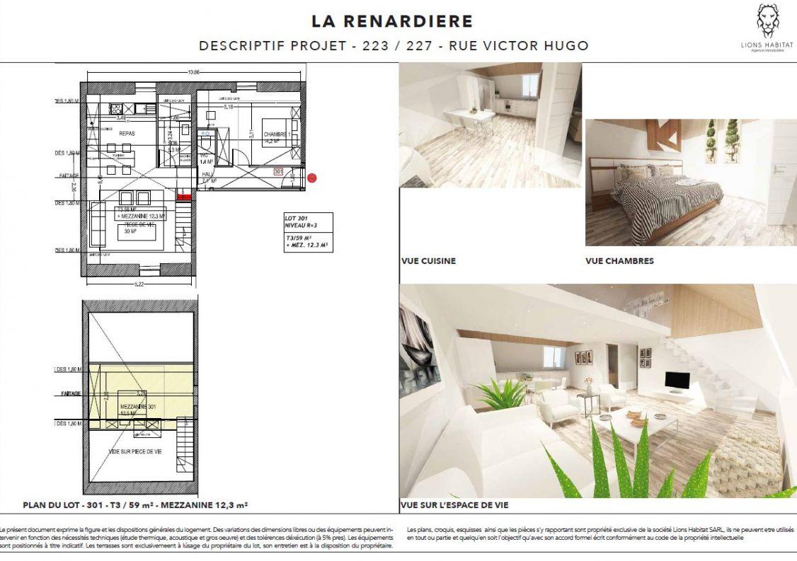 A vendre Lille 5901448 Lions habitat