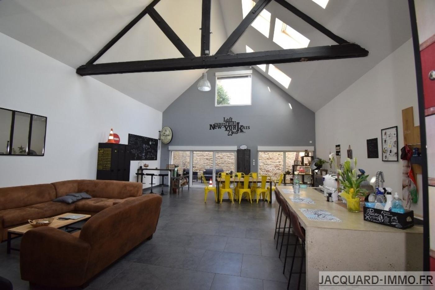 A vendre Calais 6200410011 Jacquard immobilier