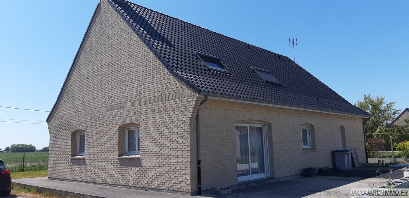 A vendre Offekerque 6200415601 Jacquard immobilier