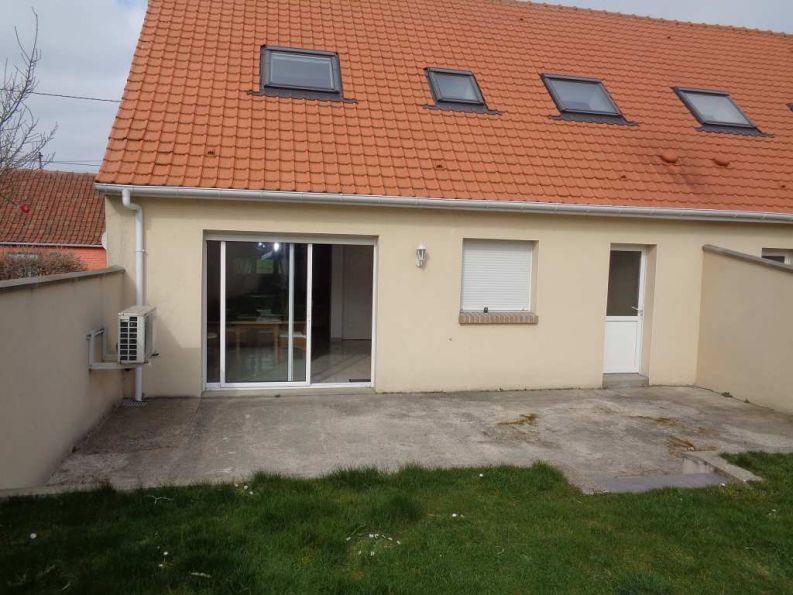 Vente maison bois en ardres 94 m habitable 4 piece s for Vente maison individuelle surface habitable
