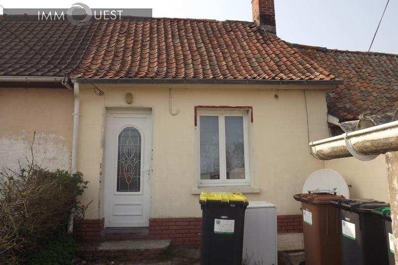 Vente maison bouquehault 50 m habitable 2 piece s for Achat maison 50