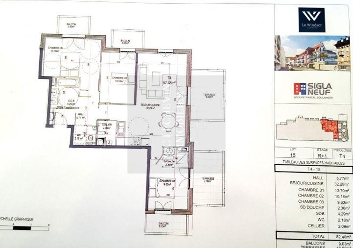 A vendre Le Touquet Paris Plage 620052028 Lechevin immobilier