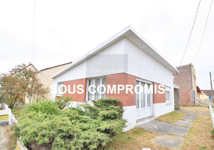 A vendre Merlimont 620052085 Lechevin immobilier