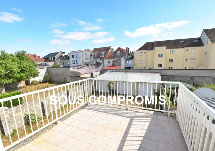 A vendre Merlimont 620052119 Lechevin immobilier