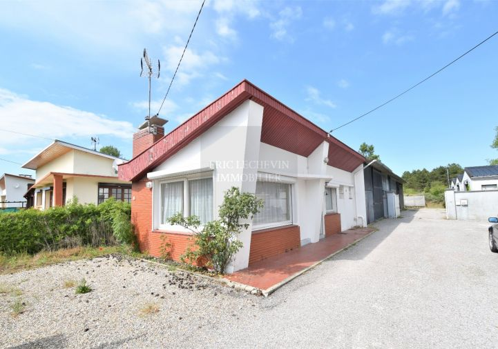 A vendre Merlimont 62005345 Lechevin immobilier