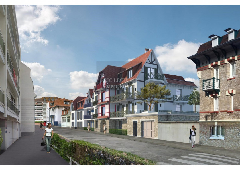 A vendre Le Touquet Paris Plage 62005761 Lechevin immobilier
