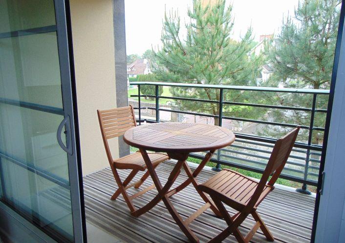 en location saisonnière Studio Le Touquet Paris Plage   Réf 62007322 - City & sea immobilier