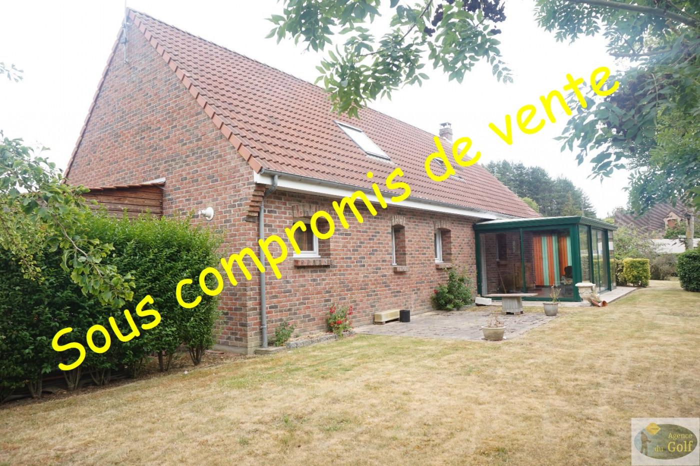 A vendre  Merlimont   Réf 620102793 - Agence du golf