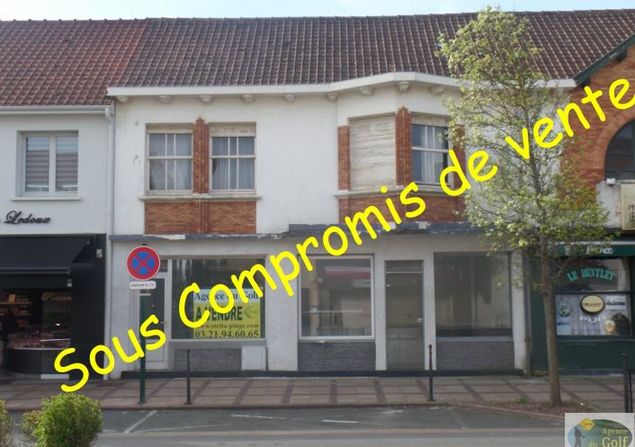 A vendre Immeuble Cucq | R�f 62010745 - Agence du golf