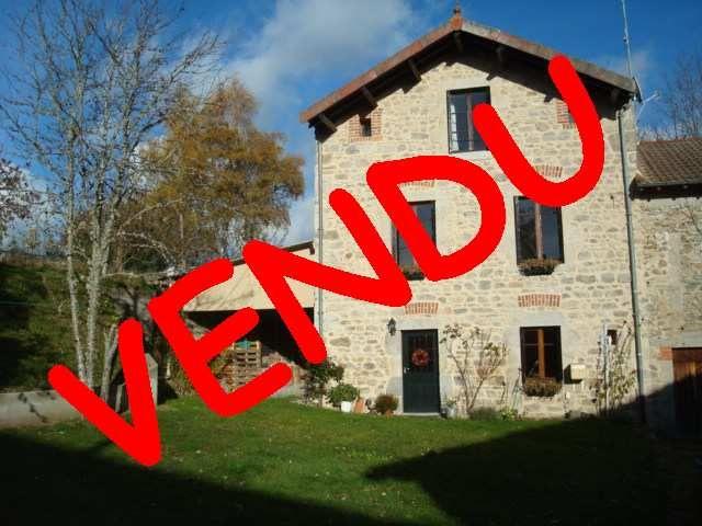 A vendre Fayet Ronaye 63001130 Auvergne properties